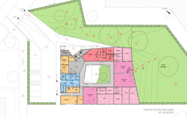 construction d une cr 232 che et d une halte jeux au quartier de la grande prairie 224 chelles